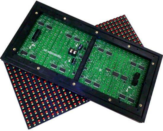Modulo led P10 -Exterior para Letreros led