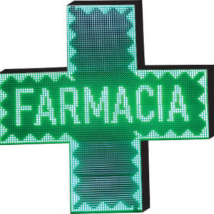 Cruz Led Farmacia